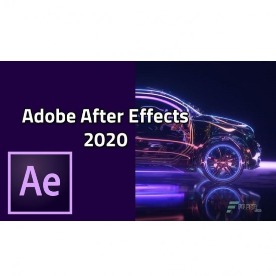 Adobe After Effects yazılım -2020