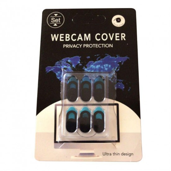 5 Adet Webcam Cover Notebook ,Telefon , Tablet Kamera Kapatıcı